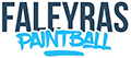 Faleyras Paintball Retina Logo